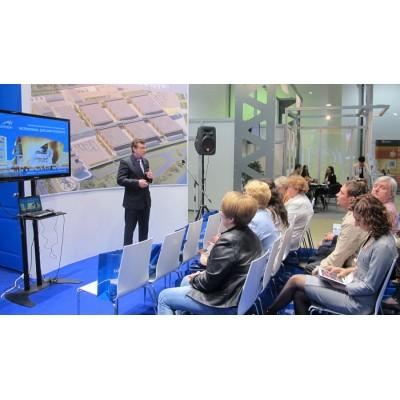 Аренда звукового оборудования на презентацию и конференцию