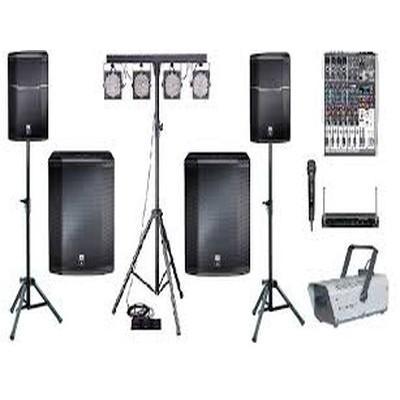 Аренда и прокат звукового оборудования