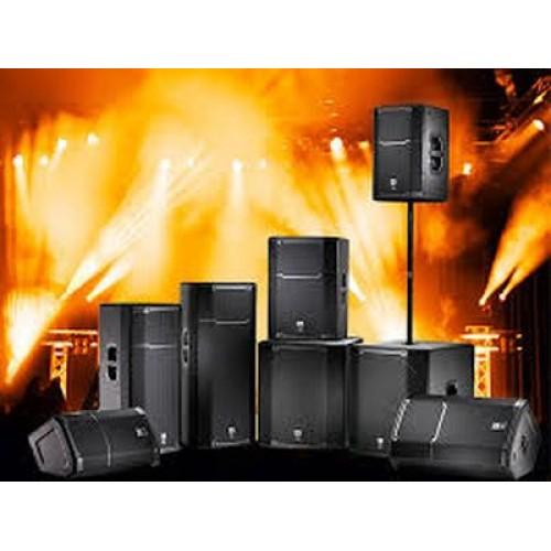 Аренда звукового оборудования и сцены
