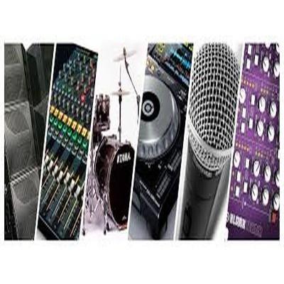 Аренда звукового оборудования и света