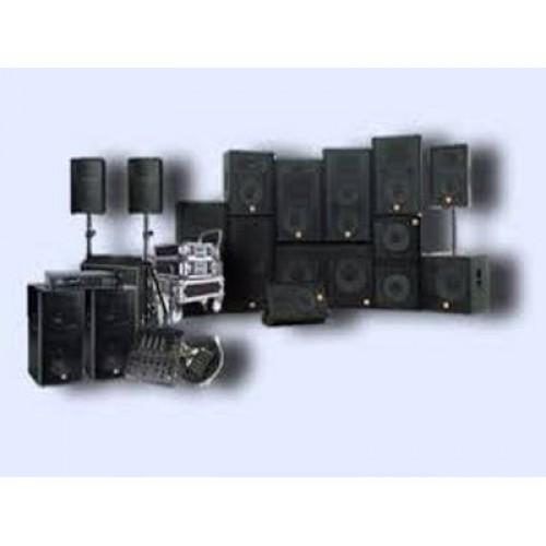 Аренда звукового оборудования для концерта