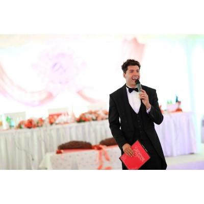 Аренда ведущего на свадьбу